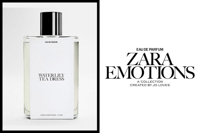Jo Malone 創辦人與 Zara 聯手推出香水系列!親民價也可享受高級感
