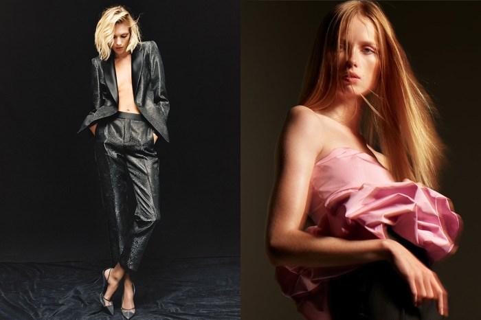 Zara 派對系列出爐,精選 5 大聚焦晚裝款