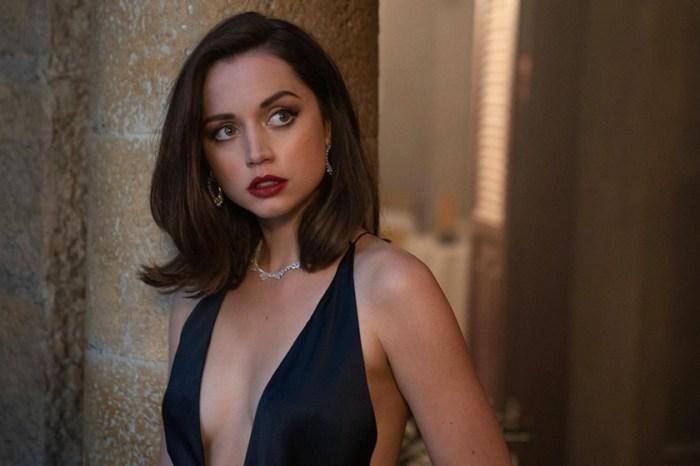 《007》終於上映!但眾人都在討論的是:新任龐德女郎 Ana De Armas!