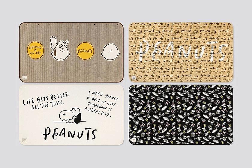 Uniqlo Snoopy PEANUTS Yu Nagaba