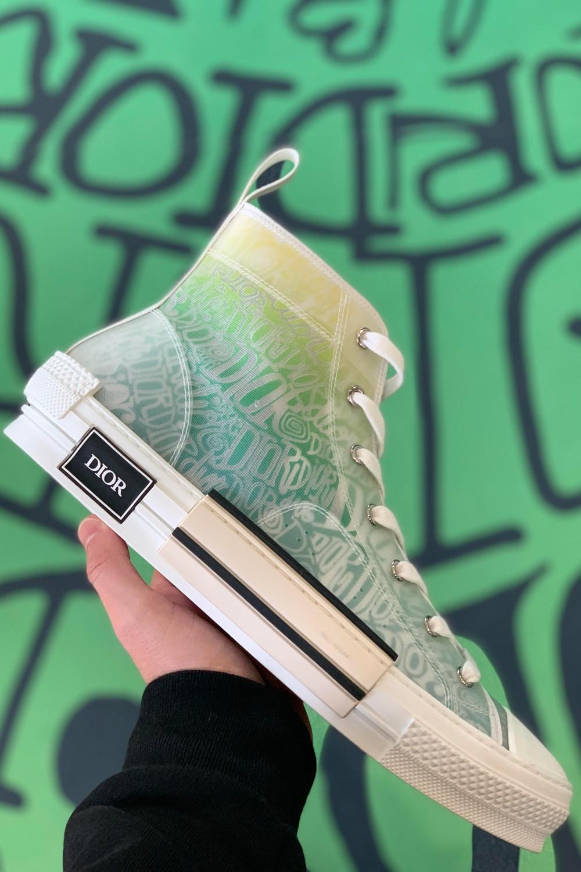 Shawn Stussy Dior B23 Sneakers