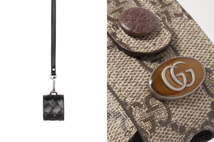 喜歡 BV 的簡約或 Gucci 奢華質感?為你推介 5 款值得入手的 Airpods 保護套!