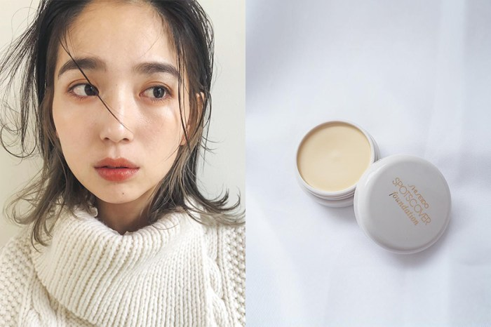 用對遮瑕打造完美妝容:到日本必須掃貨的都的人氣開架彩妝遮瑕膏是這幾款!
