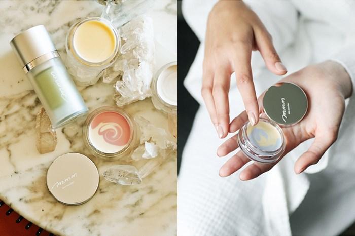 日本女生私藏的的天然美妝品牌 m.m.m:這款大理石紋妝前產品引起熱烈討論!
