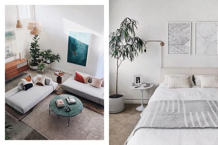 整理一整年的心情,就從房間改造開始:為你提供 20+ 居家佈置與擺設靈感!