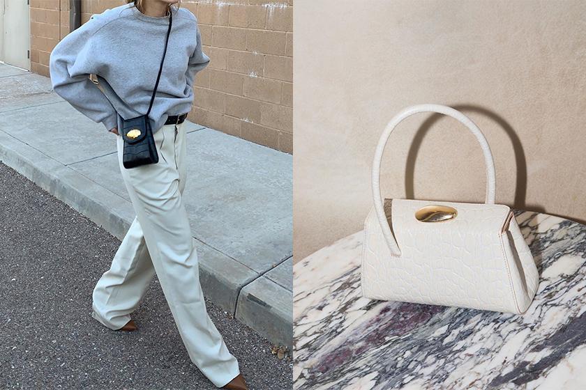 Little Liffner Instagram Minimal Handbag Brand