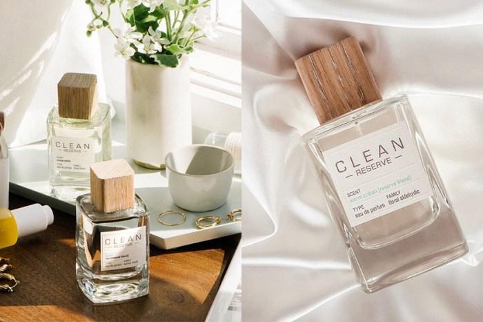 宛如剛洗過澡的清新氣息:小眾香氛品牌 CLEAN 這個系列讓氣質女生都愛上!