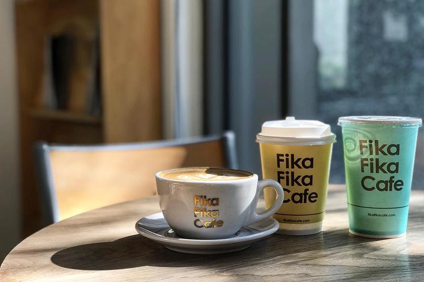 Fika Fika Cafe A13 POPSPOTS in Taipei