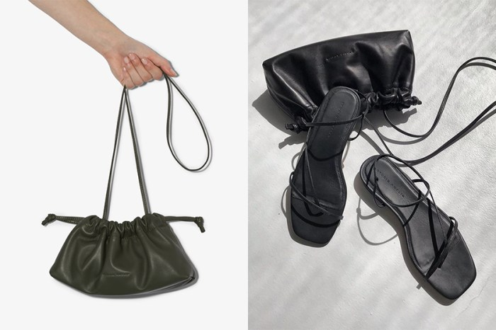 被稱作平價版雲朵包:正在迅速竄起的小眾品牌 Studio Amelia 這款手袋不容錯過!