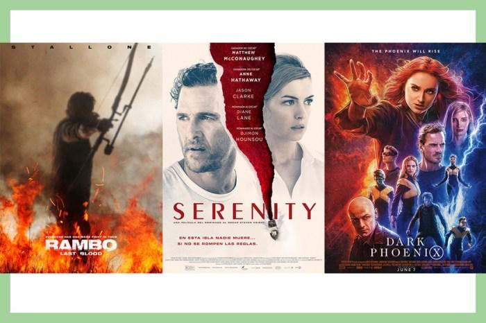 2019 年 10 大爛片排行榜,想不到 Anne Hathaway 主演的這部也有份!