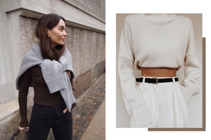 衣櫥中最需要的 5 種風格毛衣,集齊了才能時尚過冬!
