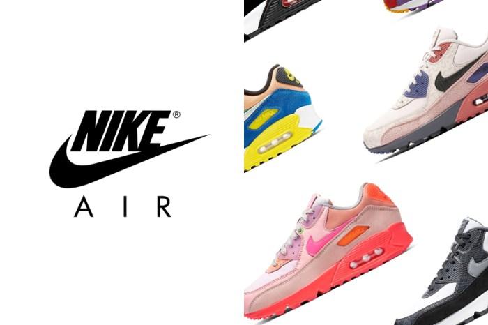 慶祝 Air Max 90 經典波鞋 30 歲生日快樂,Nike 在波鞋裡藏了這些細節!