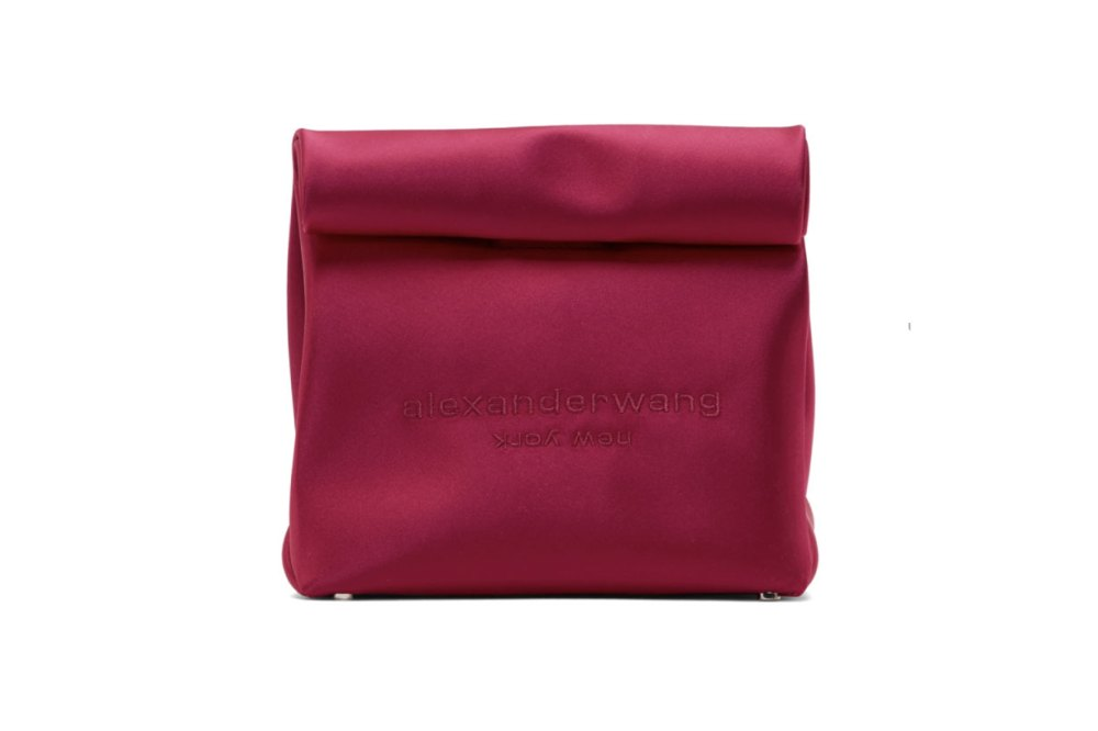 Alexander Wang Lunch Box Bag Clutch Accessory