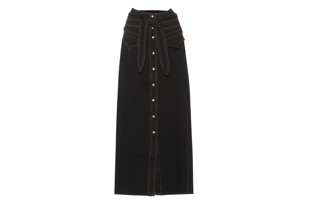Alma Denim Skirt