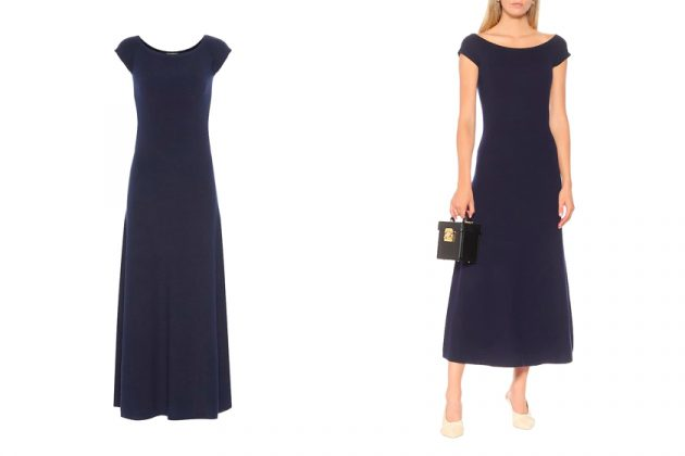 angelina jolie outfit everlane Gabriela Hearst price item