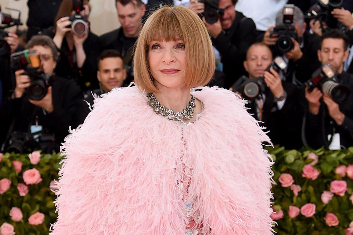 Anna Wintour Says These Will Be the Top 3 Accessory Trends of 2020