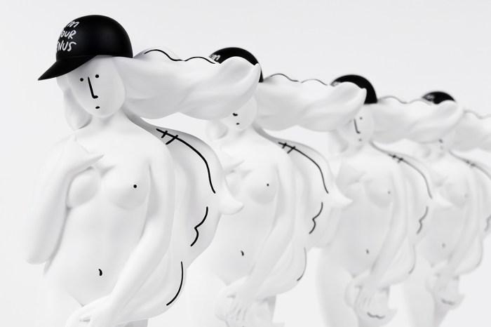 《Meet Project》第二彈!日本人氣藝術家長場雄為香港粉絲帶來「I'm Your Venus」展覽
