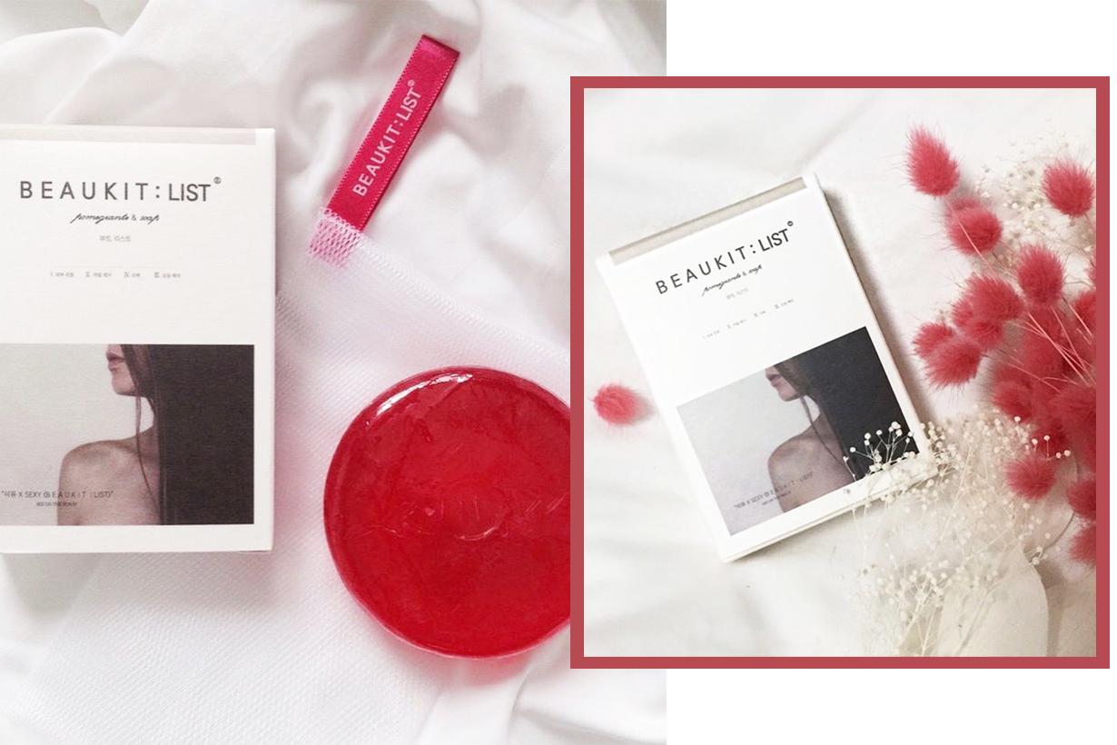 beaukit:list face cleansing soap instagram hit korean girls favourite skincare