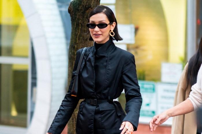 喜愛 Boyish 風格必參考 Bella 這套:西裝外套這樣挑,內搭棉褲也能撐出氣場!