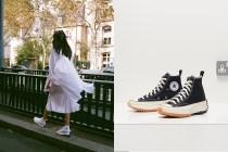 筆記好開賣時間:繼售罄後,Converse  x JW Anderson 全黑厚底波鞋終於補貨了!