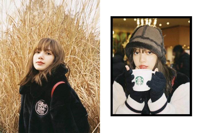 一秒擁有溫暖又可愛的氣質,BLACKPINK Lisa 也迷上這件流行外套!