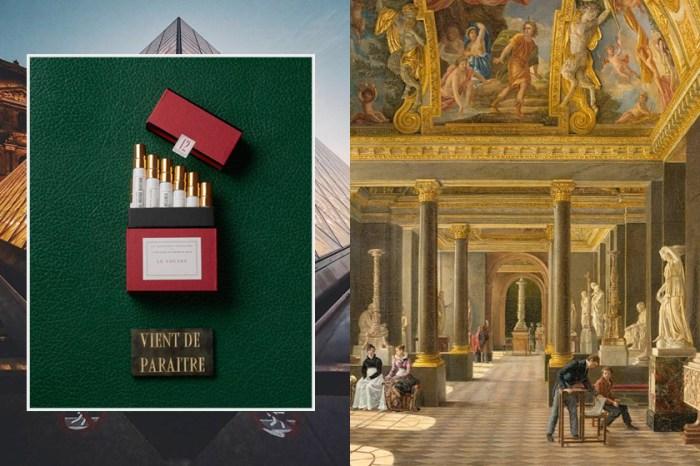 Buly 1803 三倍水首次推出旅行套組,一次擁有經典&羅浮宮聯名款 12 款香氛!