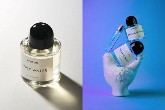 簡約北歐風的香氣!美國編輯推介 Byredo 10 款最暢銷香水