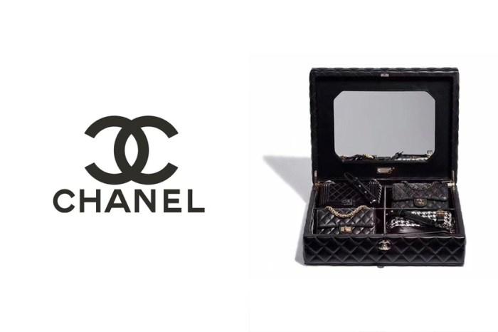 夢寐以求的終極禮物:裝載 4 個 Chanel 經典手袋的禮箱,沒有女生能抵抗得了!