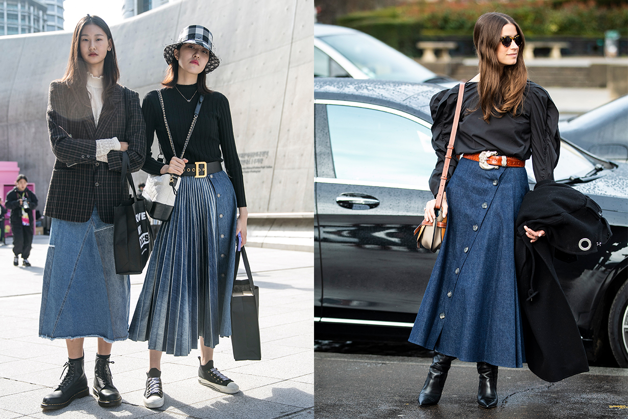 This Will Be the Most Popular Skirt Trend of 2020