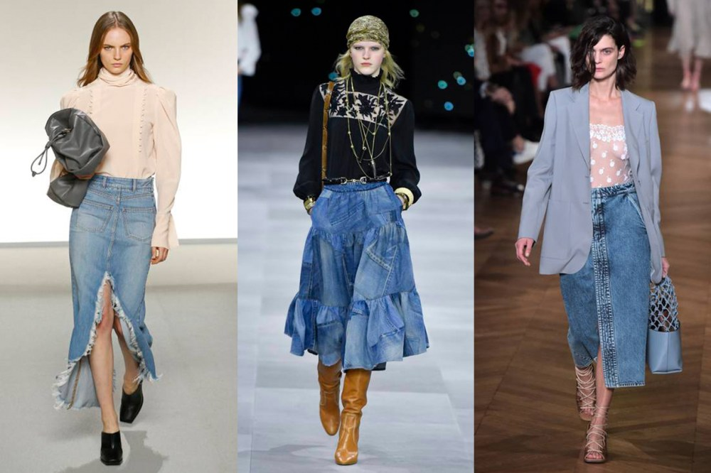 Celine, Stella McCartney and Givenchy Runway