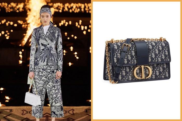 2020 年要入手第一個 It Bag? 就是 Dior Montaigne 30 這款更新版了!
