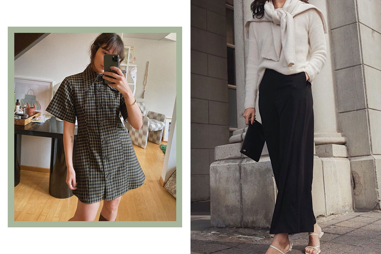 These Are the Skirts and Dresses For Short Girls