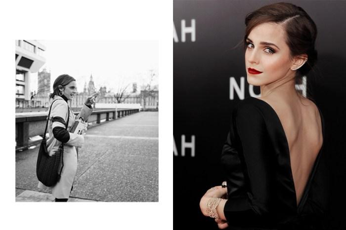不愧為知性女神:什麼原因讓 Emma Watson 親自在街頭藏起了 2,000 本書?