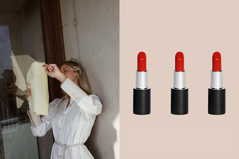 nanushka and la bouche rouge lipstick collection for the femme fatale