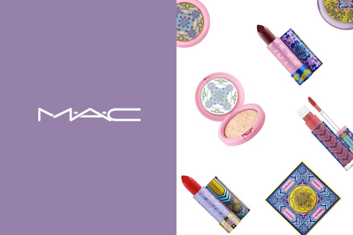 M.A.C 攜手故宮推出新春限定彩妝系列,古典絕美包裝宛如宮廷貴妃!