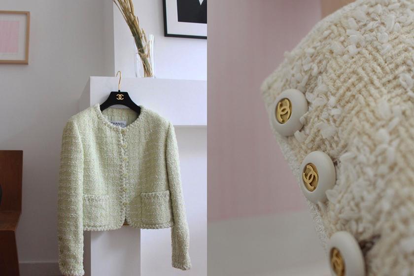kern 1 vintage chanel jackets