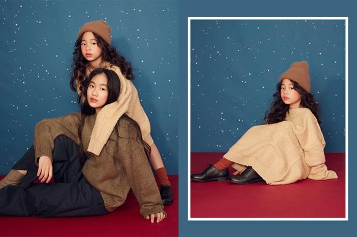 繼大女兒的「厭世臉」登場後,小 S 的二女兒和許老三也拍出超美時尚照!