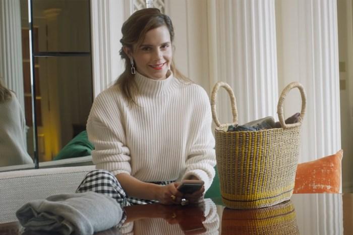 輕裝出門不是她的風格!Emma Watson 的日常手袋放有這個爭議性的時尚單品