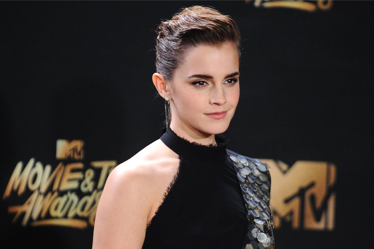 A Letter 10-Year-Old Emma Watson Wrote On The Set Of 'Harry Potter' Has Become A Huge Meme