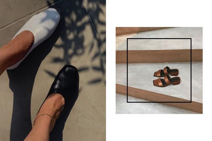 時尚與環保兼備的極簡設計,這個鞋履品牌深受時裝編輯與 IG 紅人的喜愛!