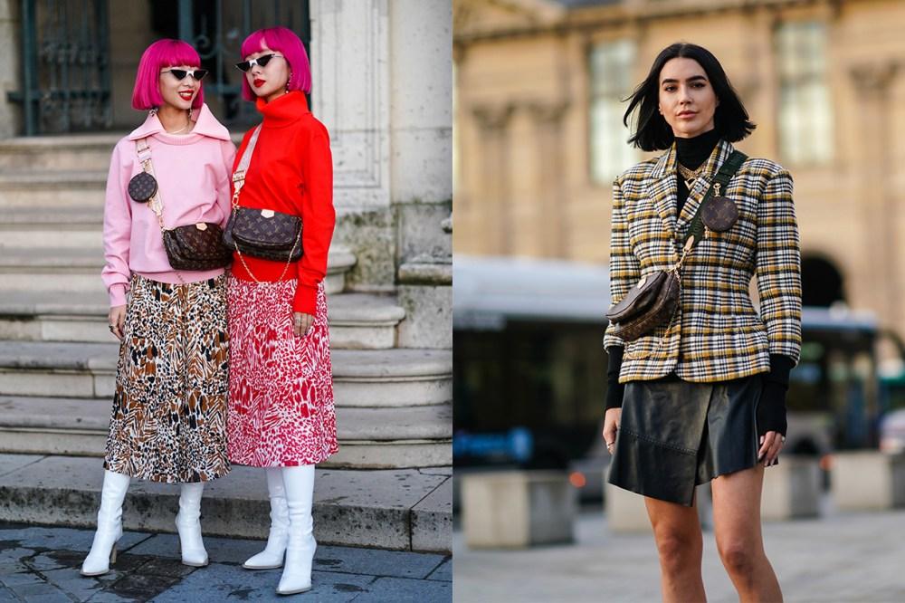 Louis Vuitton Bag Street Style 2019