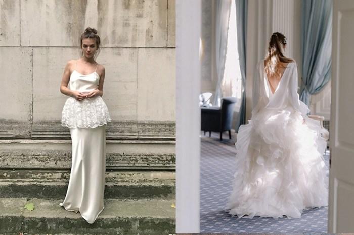 現代新婚禮:浪慢不再是一次性,婚紗也可以重複穿入日常生活中!