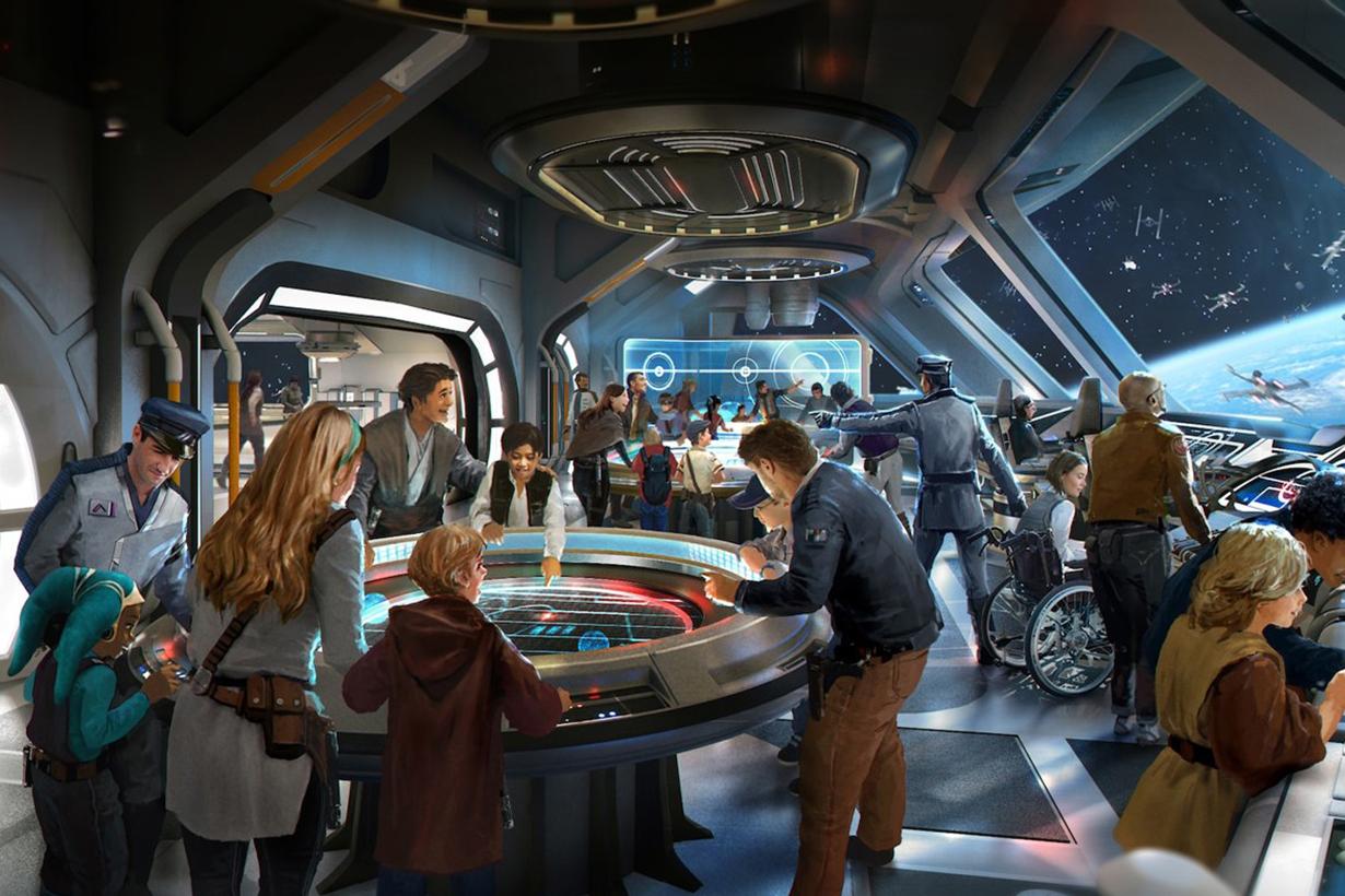 disney star wars galactic starcruiser 2021