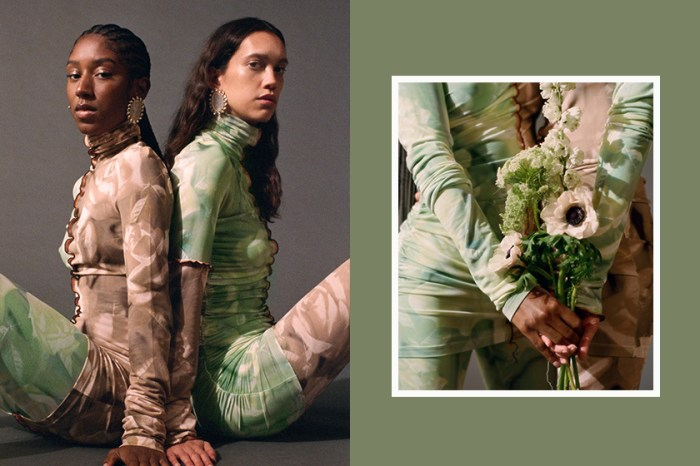 為何 Rihanna 找她合作?Fenty 首位攜手的時裝設計師,她作品你肯定有看過!