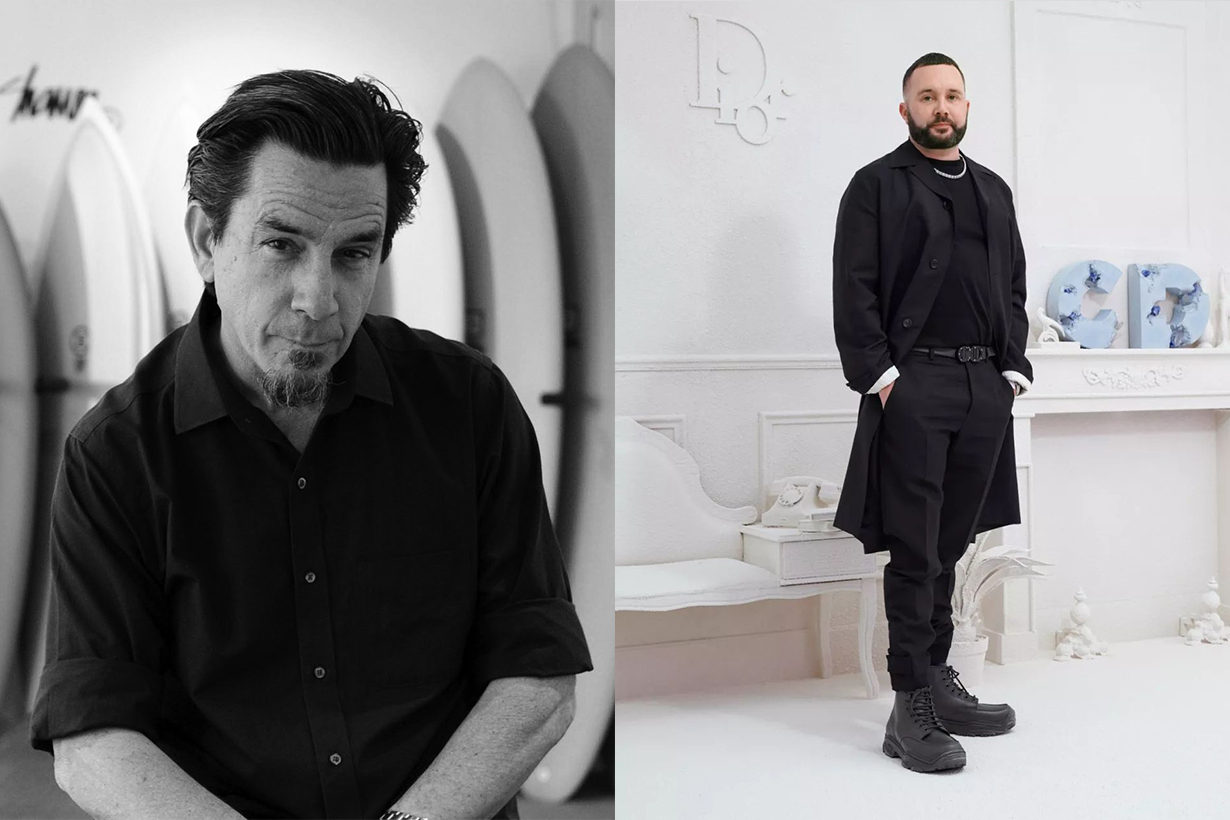 dior Shawn stussy collaboration pre fall 2020 mens collection