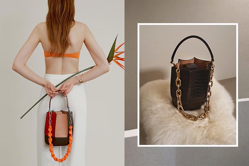 korean brand LOEUVRE handbags