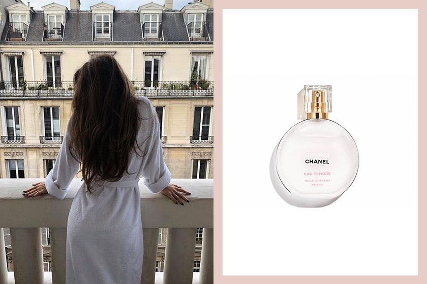 Chanel Chance Eau Tendre Hair oil