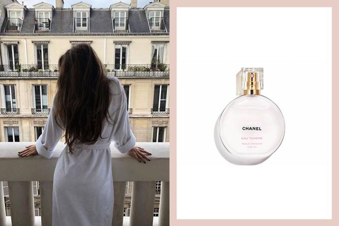冬天頭髮好乾燥?Chanel 經典香氛即將推出護髮油,髮絲之間散發迷人淡香!