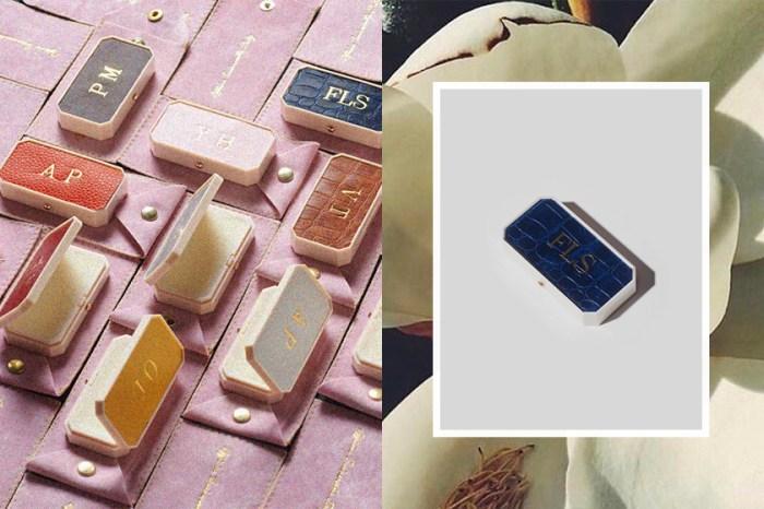 復古控無法招架:Buly 1803 推出潤唇膏系列,可以訂製古典絕美外盒!