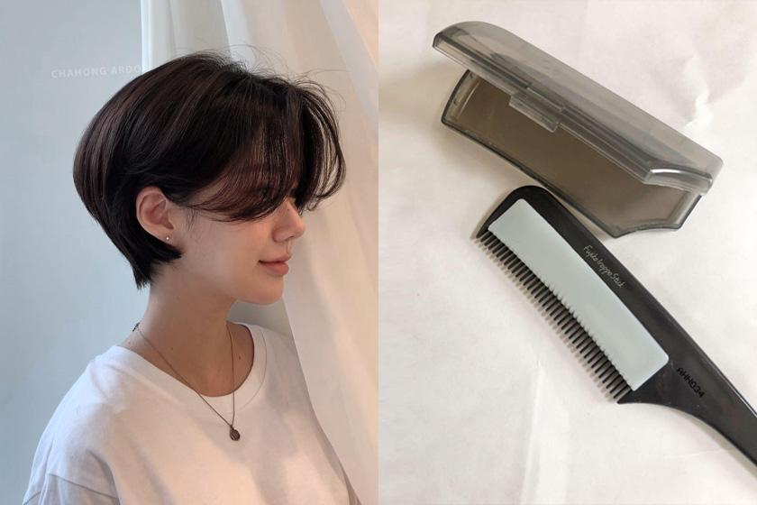 Fujiko Iroppo Stick hair brush